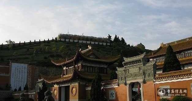 浙江东阳横店灌顶寺-寺庙信息网