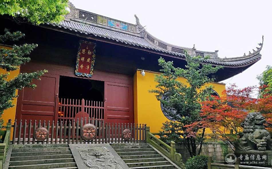 浙江杭州净慈寺-寺庙信息网