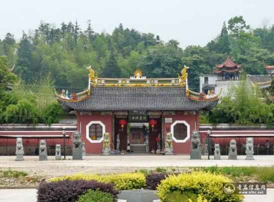 浙江青田清真禅寺-寺庙信息网