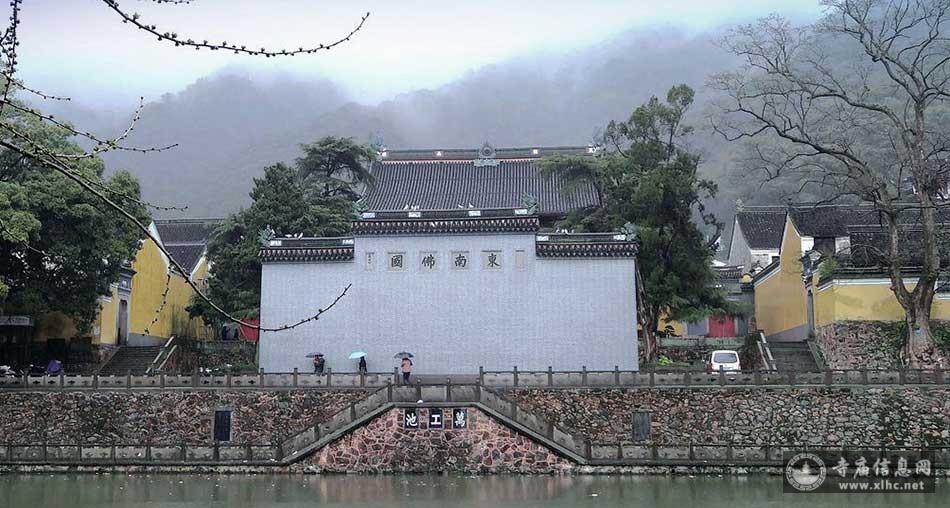 浙江宁波天童寺-寺庙信息网